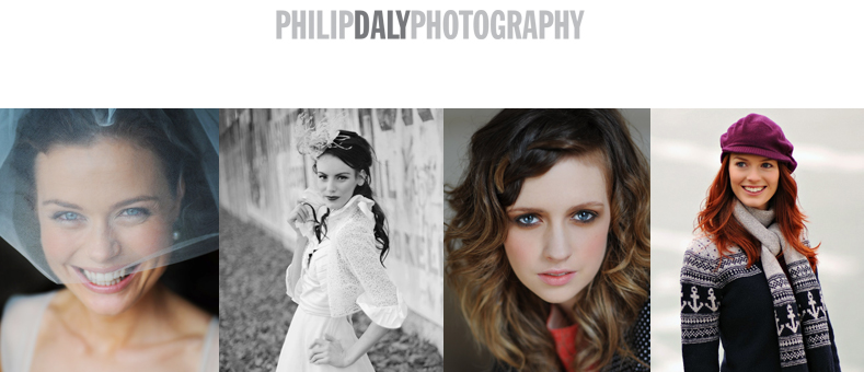 Philip Daly Photography Logo