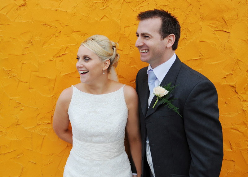 Aoife and Dave Wedding image
